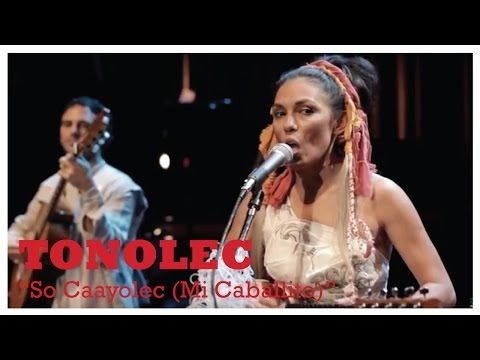 "TONOLEC Acústico - ""So Caayolec (Mi Caballito)"" DVD - YouTube"