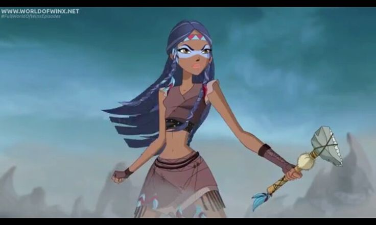 World of winx Tiger Lily-2