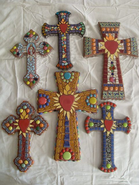 Mosaic Cross Assortment | Flickr - Photo Sharing!