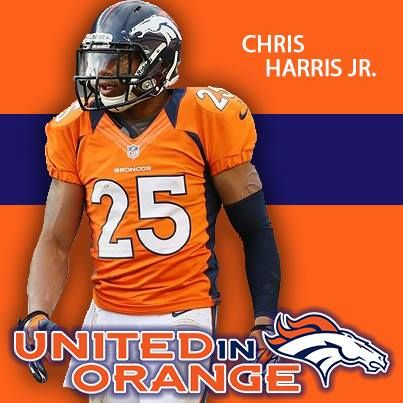 Chris Harris JR