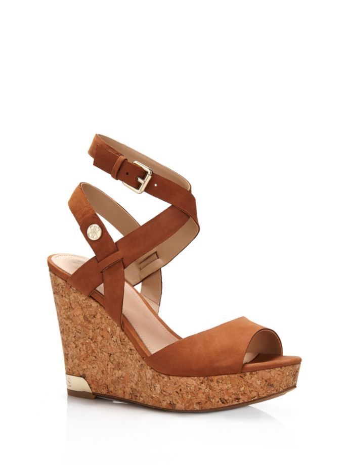 EUR135.00$  Watch now - http://vissw.justgood.pw/vig/item.php?t=t5lg3m2887 - HARANA SUEDE SANDAL EUR135.00$