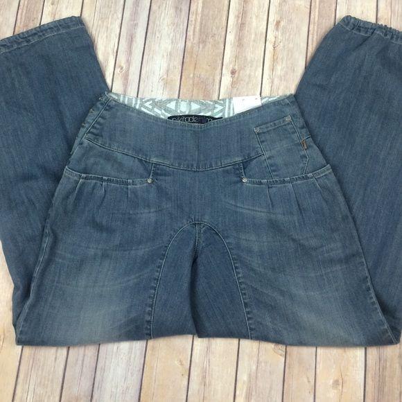 "Nikita denim amazing jeans Nikita denim amazing jeans Sz 27x34 rise 10.5"" 99%cotton 1% elastin Nikita Jeans Flare & Wide Leg"