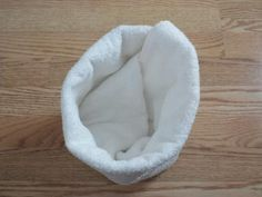 How to Make a Basket with Towel Origami