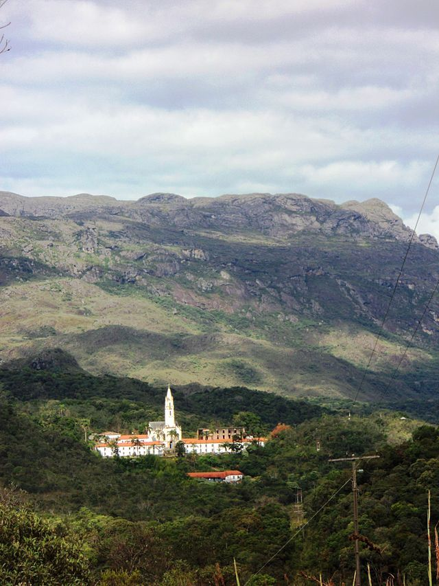 """""""Serra do Caraça"""". Minas Gerais, Brasil."""