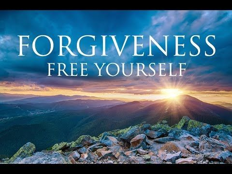 Forgiveness Guided Meditation ➤ Release subconscious bitterness, guilt, anger and sadness - YouTube