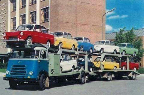 Daf autotransporter.