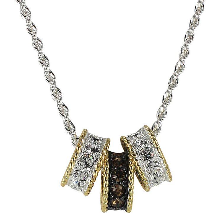Montana Silversmiths Women's Triple Rings Jewelry Set