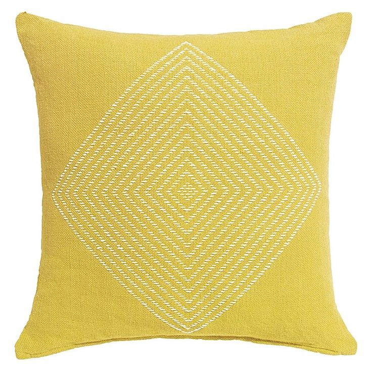 Rekindle your love of stitched texture and jacquard cotton with the Constantine Cushion from Rapee.