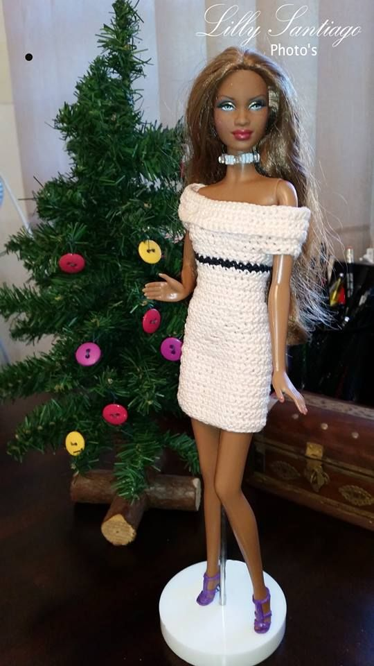 Crochet clothes made by Lilly Santiago