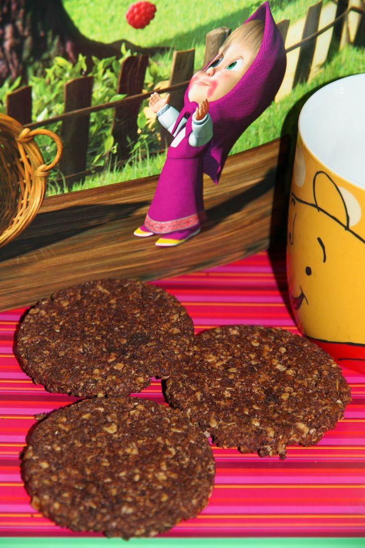Tati, Cocò e mamma in cucina: grancereale al cacao