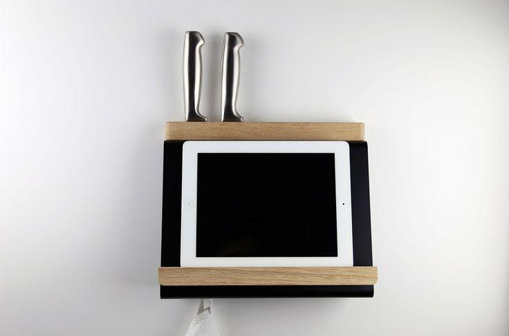die besten 25 ipad halterung ideen auf pinterest handyhalterung handy halter und. Black Bedroom Furniture Sets. Home Design Ideas