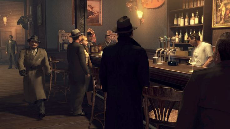 Image result for mafia 2 gameplay