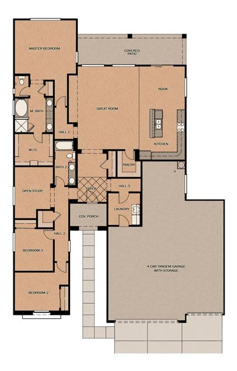 1000 images about income property multigenerational for Multigenerational homes plans