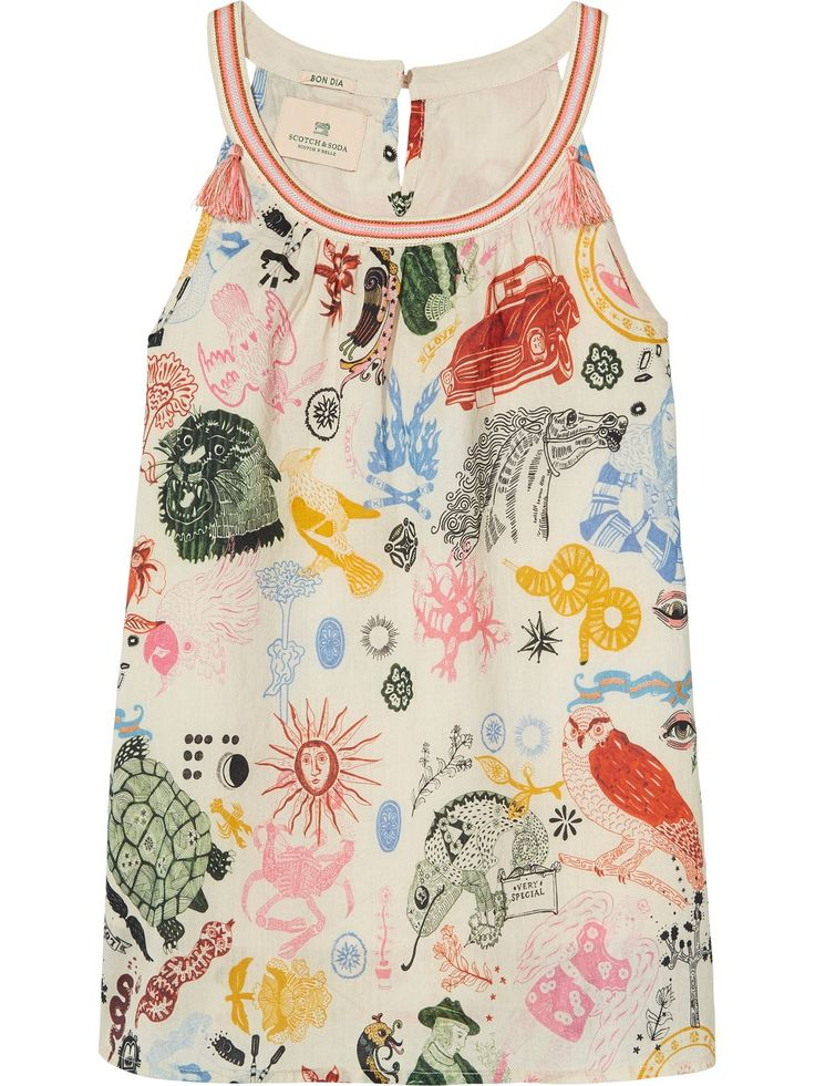 Scotch&Soda R'Belle Dress with Badge in Heavy Jersey Quality, Robe Fille, -Blau (Night 002), 12 Ans