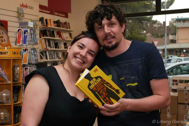 Lucas, i suoi lettori soddisfatti  (Libreria Ubik di Monterotondo)