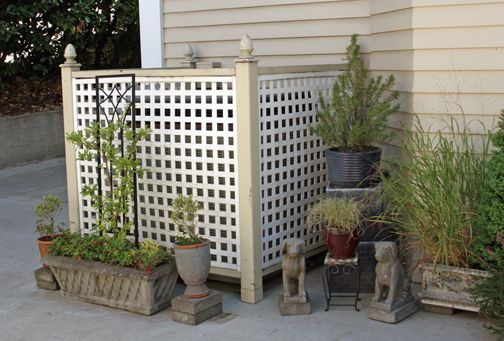9 Easy Diy Curb Appeal Projects Shrubs Concrete Pad