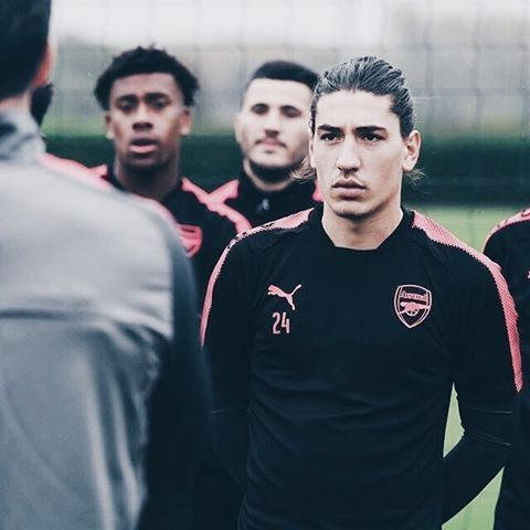 Hector Bellerin  #AFC  #Arsenal