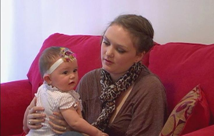 Teen Mom 3 Photo from Season 1 Katie Yeager and her Daughter Molli #katie #yeager #katieyeager #teen #mom #teenmom #teenmom3 #mtv #16andpregnant #16andpregnantseason4