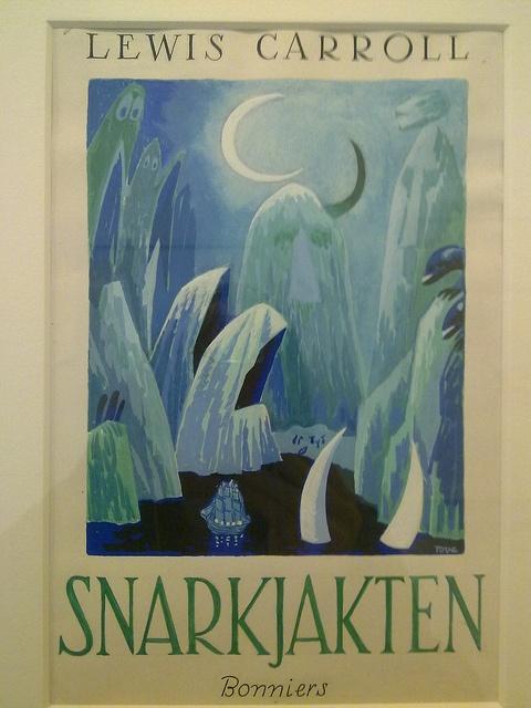 Snarkjakten - Tove Jansson