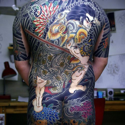 17 best images about tattoo irezumi on pinterest posts back pieces and fundoshi. Black Bedroom Furniture Sets. Home Design Ideas