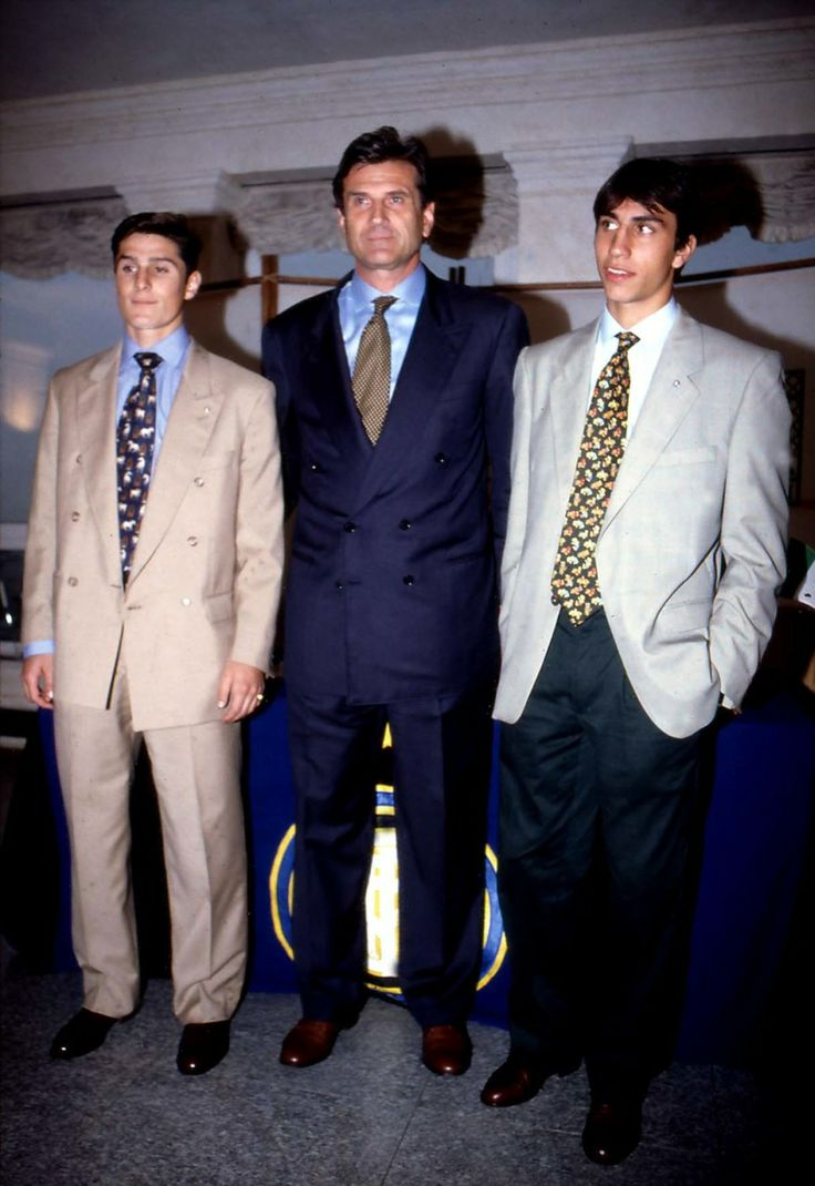 Javier Zanetti - Signing for Inter Milan in 1995