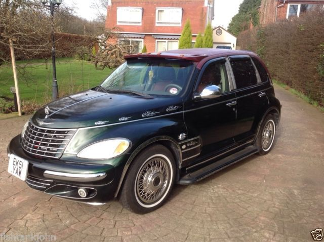 17 best images about chrysler pt cruiser plymouth i like the wire wheels