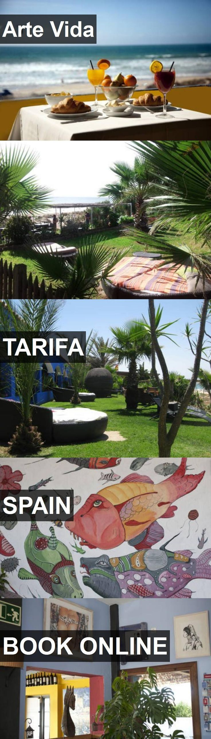 Hotel Arte Vida in Tarifa, Spain. For more information, photos, reviews and best prices please follow the link. #Spain #Tarifa #travel #vacation #hotel