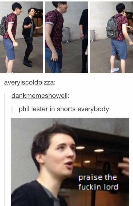 @johannakhoss sorry if we've ever pinned this already but I LOVE how excited Phil looks! Like a schoolboy ready to go on an adventure! ❤️❤️❤️