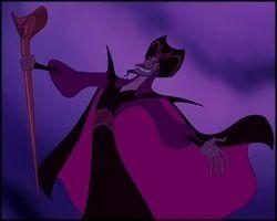 Jafar / Aladdin / 1992 / John Musker & Ron Clemens
