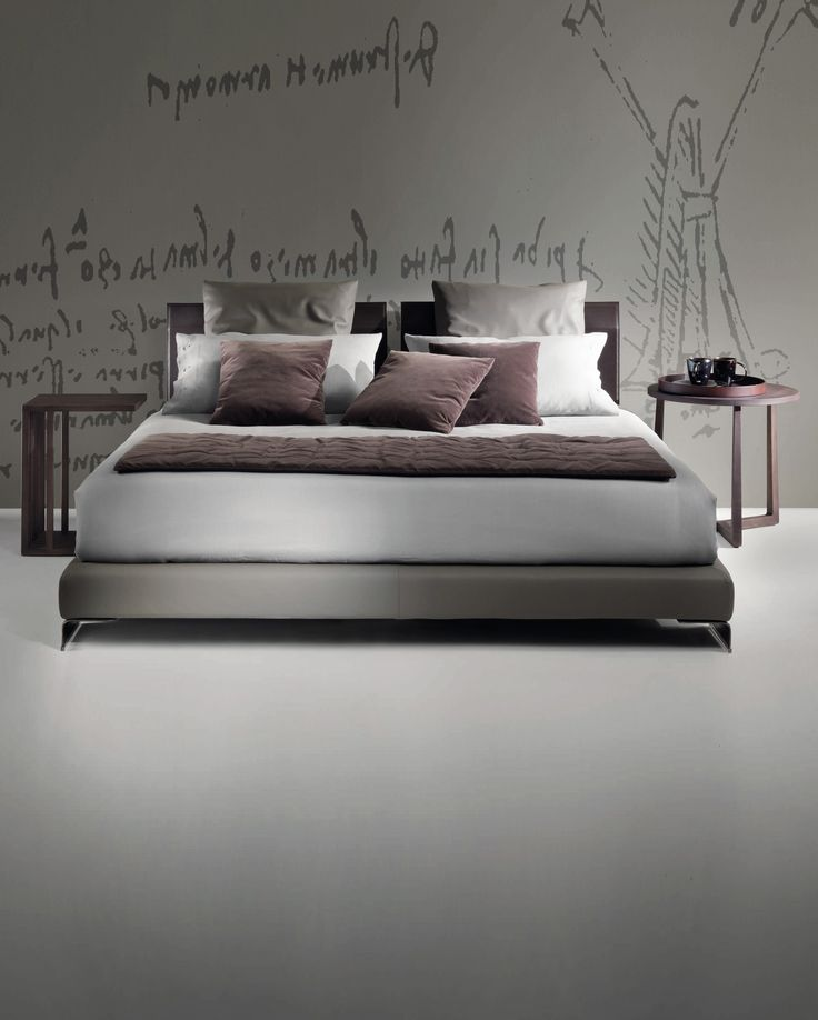 Long island bed designer double beds by flexform ✓ comprehensive product design information ✓ catalogs ➜ get inspired now