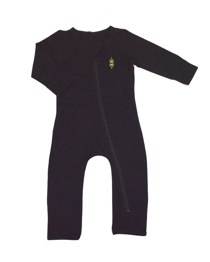 Playsuit | Winter Baby Layette Collection | www.peekaboobeans.com