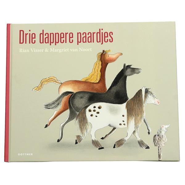 Drie dappere paardjes Nu voor 13,95 euro
