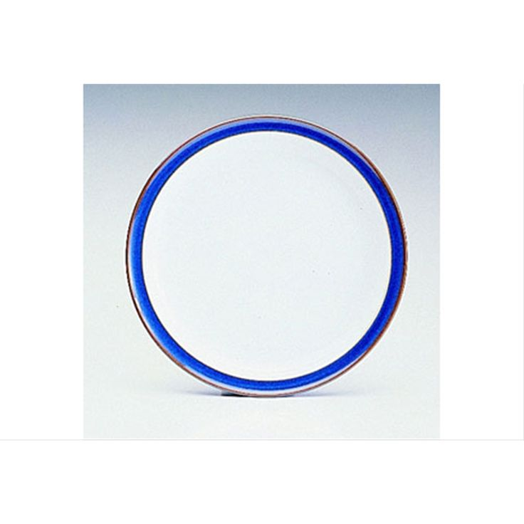 Denby Imperial Blue Dinner Plate: Imperial Blue is a classic Denby range with a simple 2 colourway offering of blue and white.… #ShoppingUK