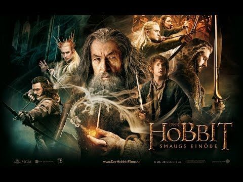 DER HOBBIT: SMAUGS EINÖDE - offizieller Trailer F4 - lest unsere Review hier/ read our review here: http://motion-picture-maniacs.tumblr.com/post/70294727904/der-hobbit-smaugs-einoede-moepse-in-mittelerde