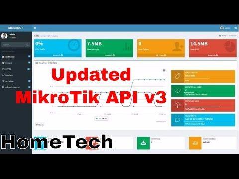 MikroTik API Installation & config on Windows WAMP with