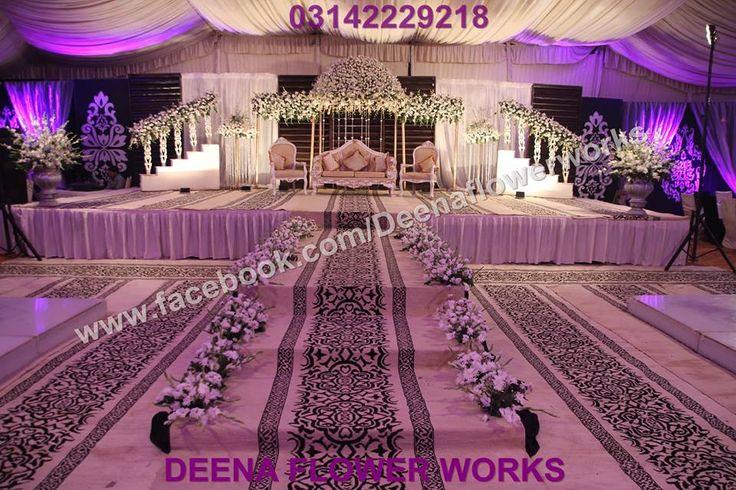 an islamic wedding decor