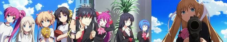 Little Busters ! VOSTFR BLURAY | Animes-Mangas-DDL
