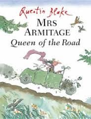 Quentin Blake creates the best eccentric characters.