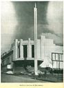 South African Iron and Steel Industry pavilion at 1936 Johannesburg exhibition