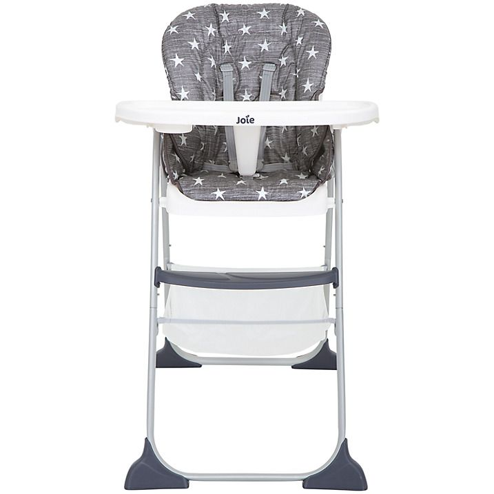 Buy Joie Baby Mimzy Snacker Highchair, Twinkle Linen Online at johnlewis.com