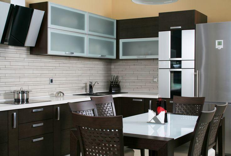 die besten 25 holzk chen ideen auf pinterest betonboden. Black Bedroom Furniture Sets. Home Design Ideas