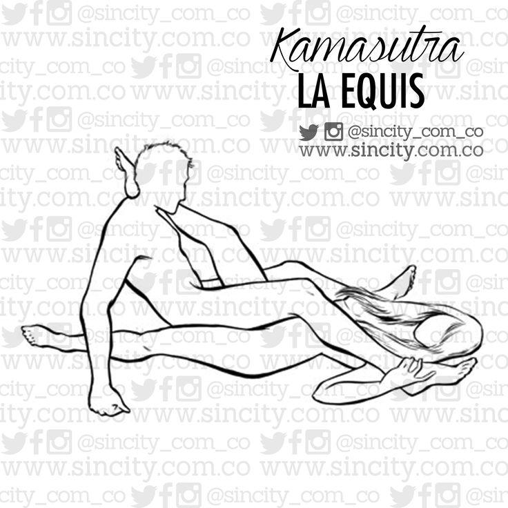 #Kamasutra #PosiciónDelDía #LaEquis Ventajas: Los #movimientos superficiales #estimulan las terminaciones nerviosas ubicadas en la cabeza del pene. Sentados en la cama frente a frente con las piernas abierta. Levanta tu pierna derecha sobre la izquierda de ella y su derecha por encima de tu izquierda. Ahora, con las piernas cruzadas formando una equis, empujad muy lentamente para ir acelerando el movimiento a medida que vayan sintiendo más cómodos. // Ahora prueba esto: Se dan las manos para…
