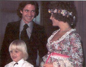 Le mariage - Décembre 1975