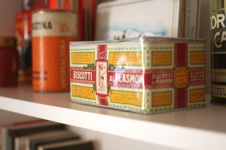 Le mie amate scatole di latta - unacasainscatola.wordpress.com