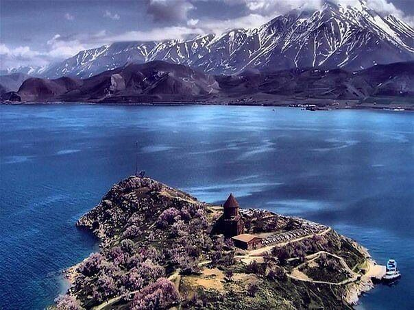 Van - Beauty of Armenia...... (stolen by Turkey,during the armenian genocide.....My grandmother lived close to Van lake in St.Tatos village....but always,every day,her former land,her Western Armenia left in her heart until the end of her life....H.A.( Los Angeles--05.01.2017)