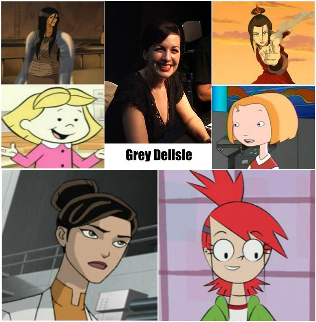 8. Grey Delisle by ThaRandomAnchiornis1.deviantart.com on @DeviantArt