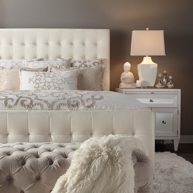 now live 8 easy ways to revitalize and refresh your bedroom for a new season - Cream Bedroom Ideas