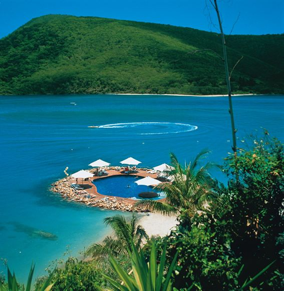 Brampton Island, Queensland been here for our anniversary. Amazingly romantic