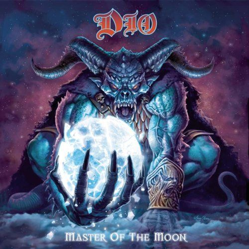 DIO - MASTER OF THE MOON   I love All of Ronnie James Dio's music but this cd is MY favorite!!!!! <3