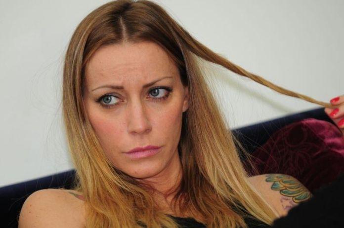 Karina Cascella a Trono Gay Uomini e Donne, forse